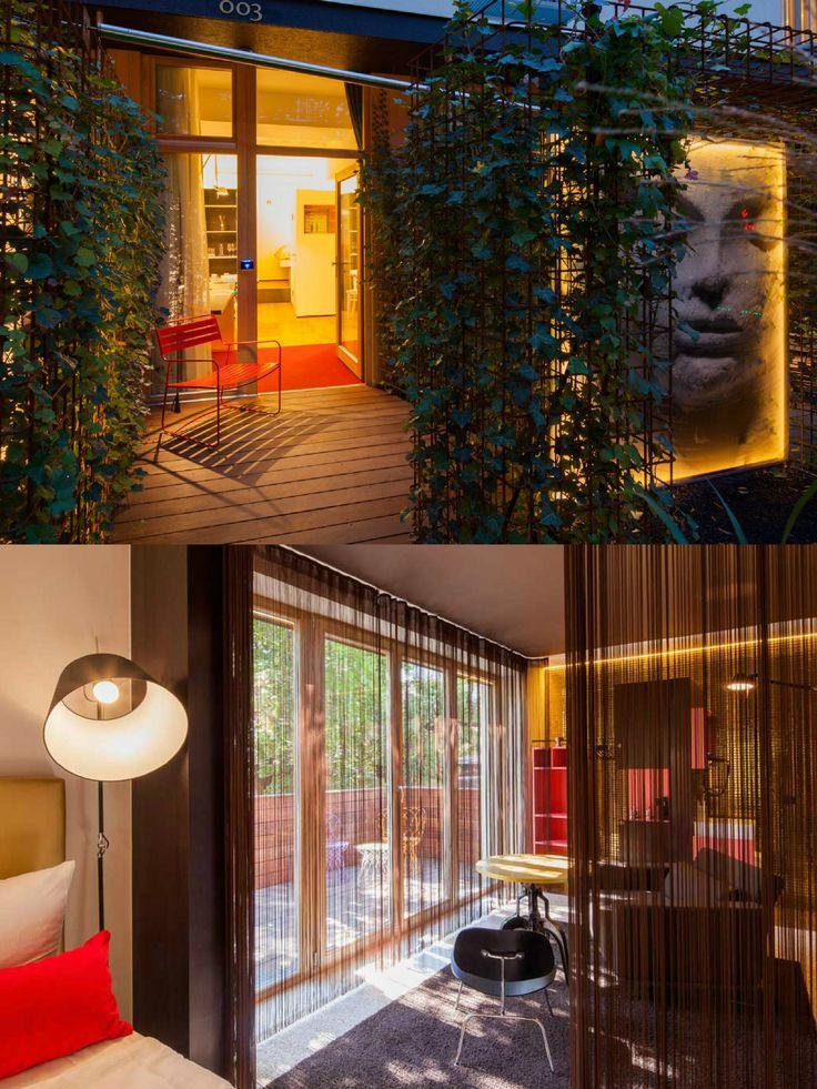 NALA Indivduellhotel | Designhotel | Innsbruck | Austria | http://lifestylehotels.net/en/nala | Individuell & Stylish