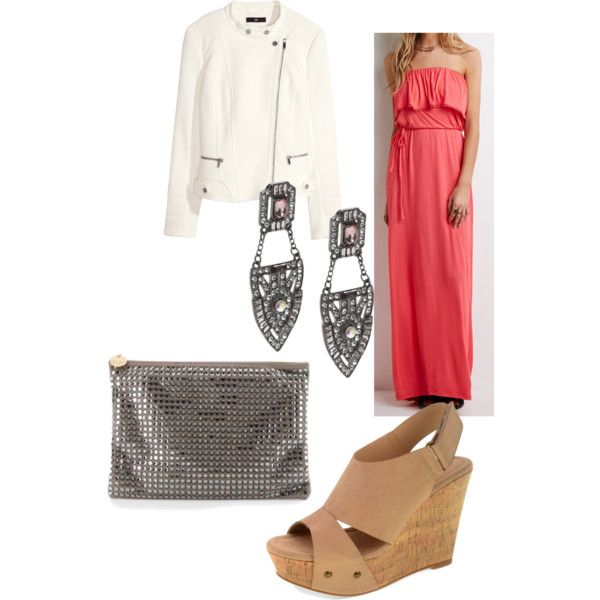 Untitled #191 by serdarsa on Polyvore featuring Forever 21, H&M, CL by Laundry and Neiman Marcus