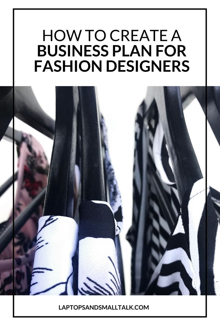 The Fashion Entrepreneuru0027s Business Plan 145 best
