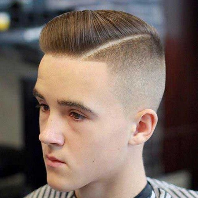 2017 Fade Haircuts for Men