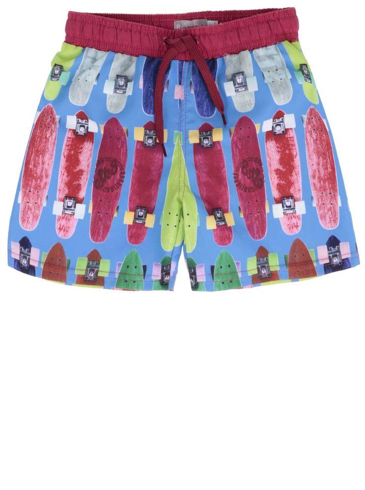 Pantaloni scurți de înot Bóboli pentru băieți #magazindefashion