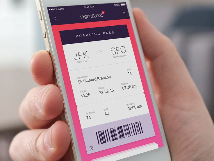 @ioscandy : #BoardingPass #ui #ux #travle #airplain #boardingPass #planning #UserExsperince  #iOS #mobile by Leonardo Zakour https://t.co/QOJcMQpNAu