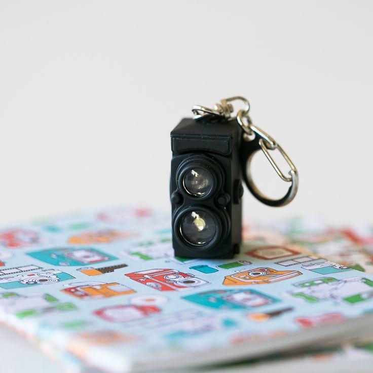 LED Camera keychain - Click & Co Store