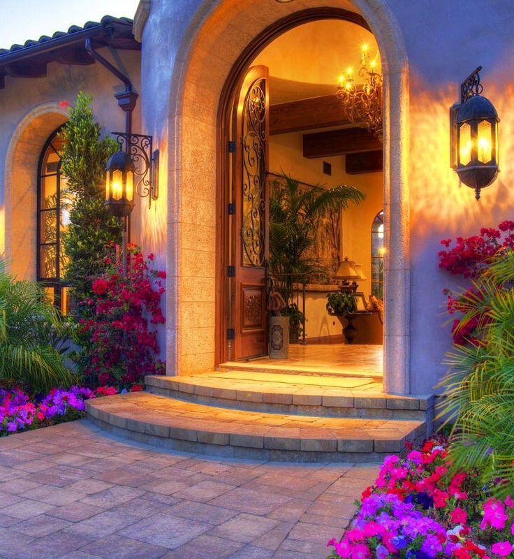 36 Best Images About Hacienda Entries On Pinterest