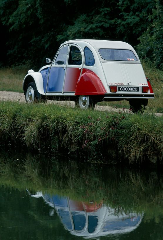 Sunday classic: Citroën 2CV Cocorico | Ran When Parked