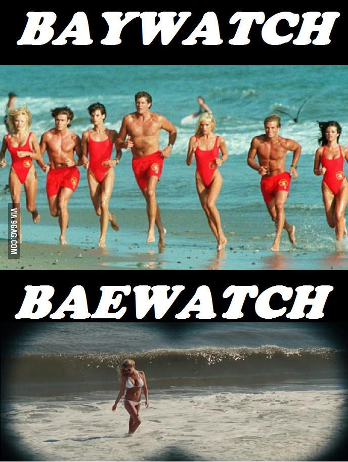 The Baywatch released on 25 May 2017 and the star cast of the movie is  Dwayne Johnson, Zac Efron, and Alexandra Daddario. It is the massive flop for the Rock. http://moviesputlocker.me/baywatch-2017/