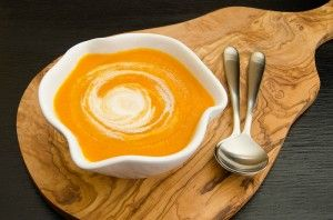 spiced_carrot_and_ginger_soup  healthy and fresh tasting