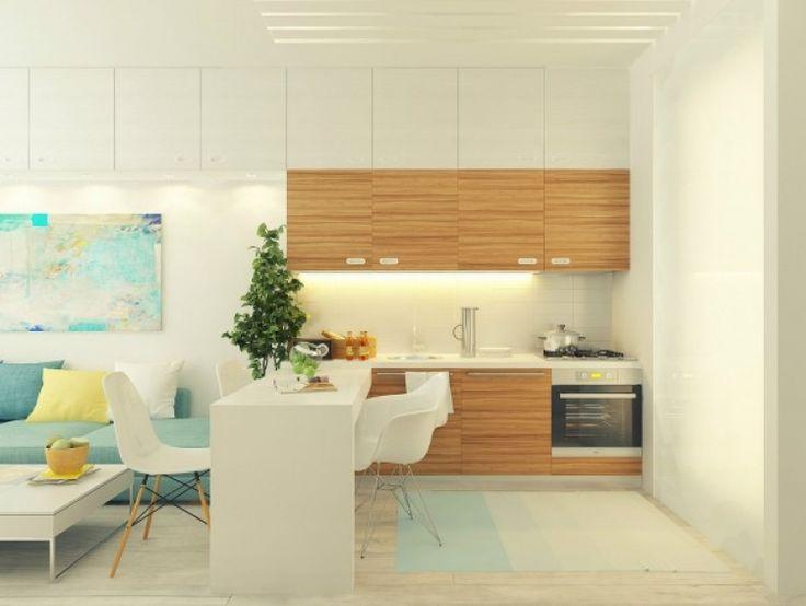 Mini departamento   Masisa Inspira – Decoración, diseño de interiores y los mejores profesionales para usted