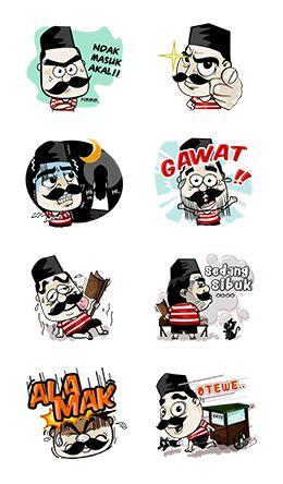 7. Sate Bang Samat By Ratno Galih Rahmanto
