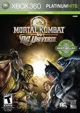Mortal Kombat vs. DC Universe Platinum Hits - Xbox 360, Multi