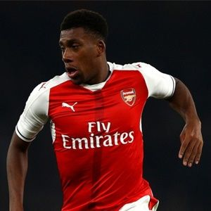 His performance has caught the interest of Arsenal legend Ian Wright, who has tipped the 18-year-old to be better than Alex Iwobi.