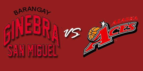 PBA Barangay Ginebra San Miguel Kings vs Alaska Aces Live Stream February 23, 2013