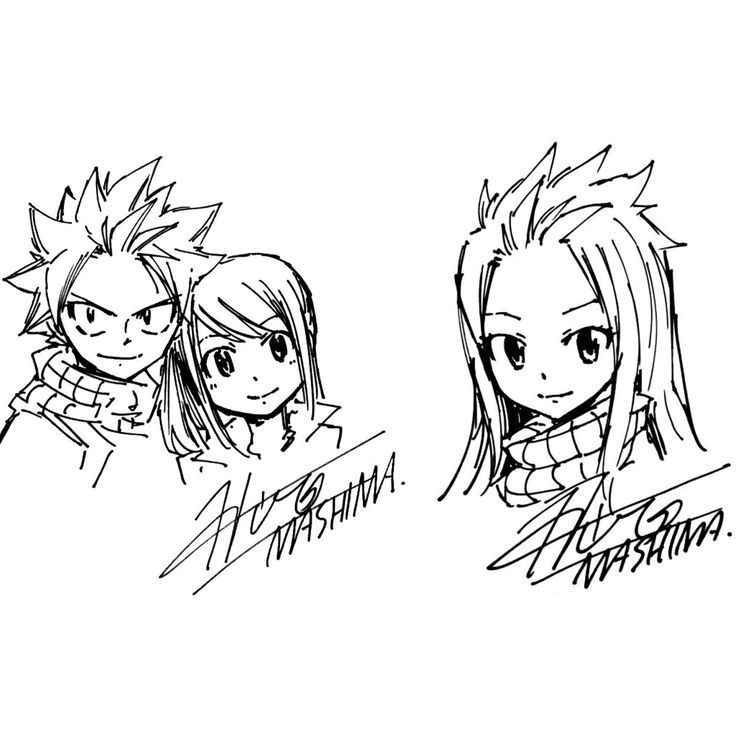 Natsu Dragneel X Lucy Heartfilia Nalu Official Drawing Nalu Child Nashi Anime Thing Fairy Tail Family Fairy Tail Ships Fairy Tail Funny