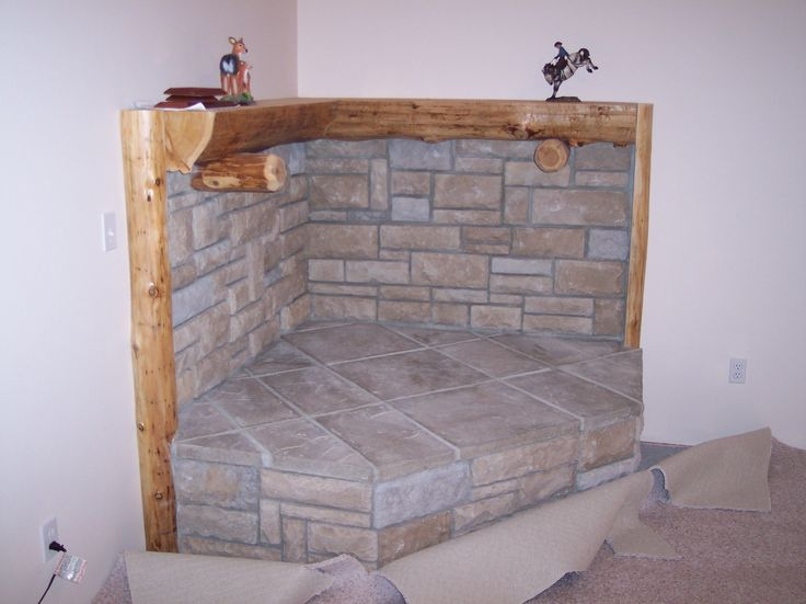 stone hearths for wood stoves masonry work by david sample at coroflotcom