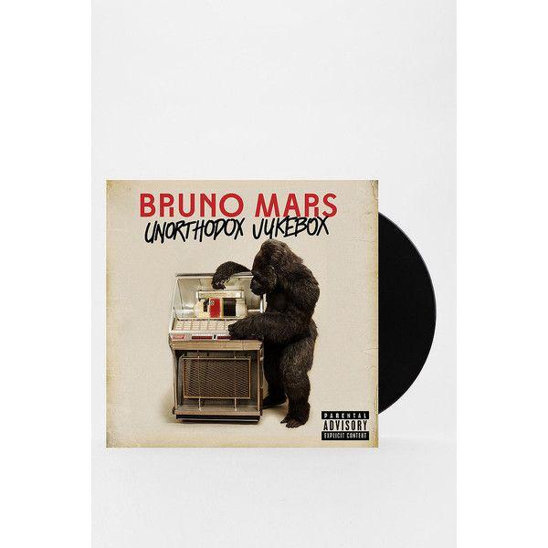 Bruno Mars - Unorthodox Jukebox LP -  Assorted One Size at Urban... ($23) ❤ liked on Polyvore featuring bruno mars