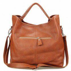 $9.11 Laconic and Stylish PU Zipper Design One-Shoulder Bag/Handbag For Female