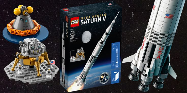 Lego is releasing a NASA rocket to live out your space dreams | The Daily Dot