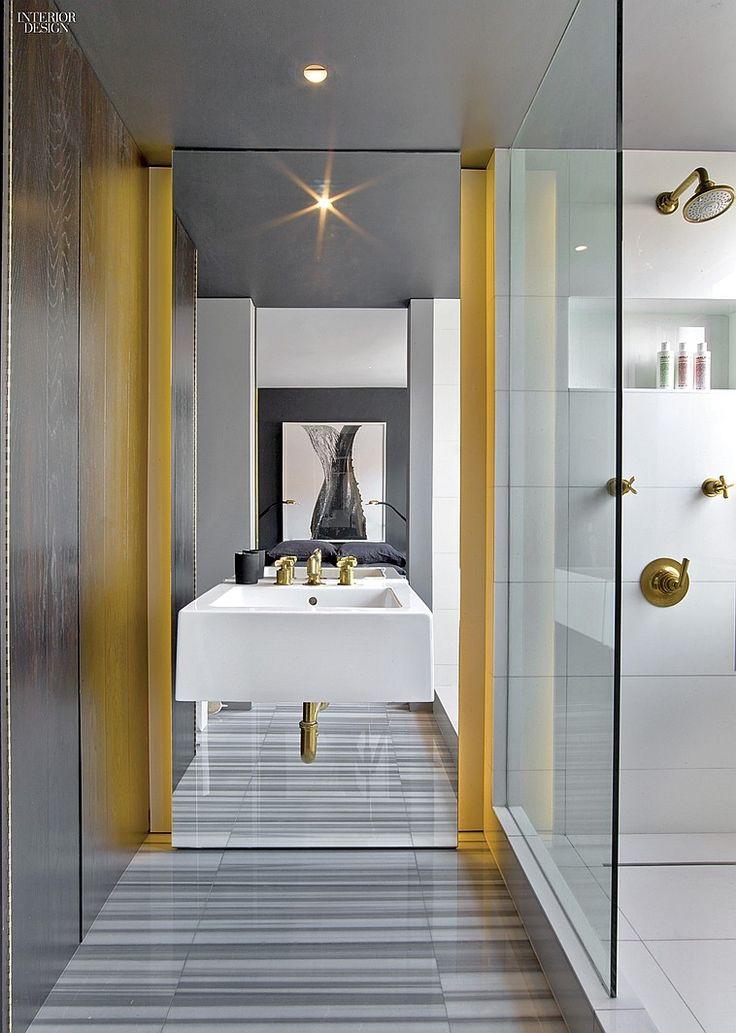 Hans Dorsinville Apartment, New York | by Messana O'Rorke