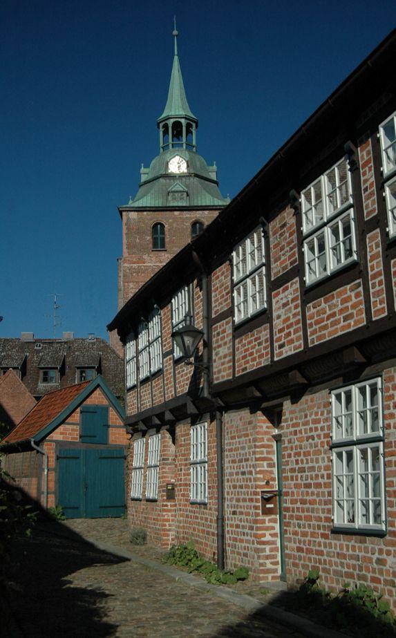 Herzlich Willkommen in Lüneburg.