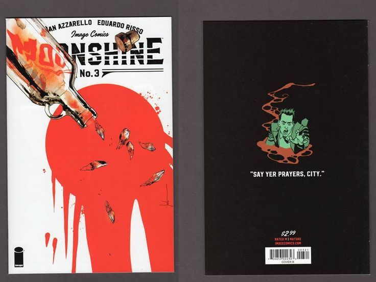 MOONSHINE #3 JOCK VARIANT Image Comics 2016 NM+ NEW UNREAD 1st Print Cover B | Collectibles, Comics, Modern Age (1992-Now) | eBay!
