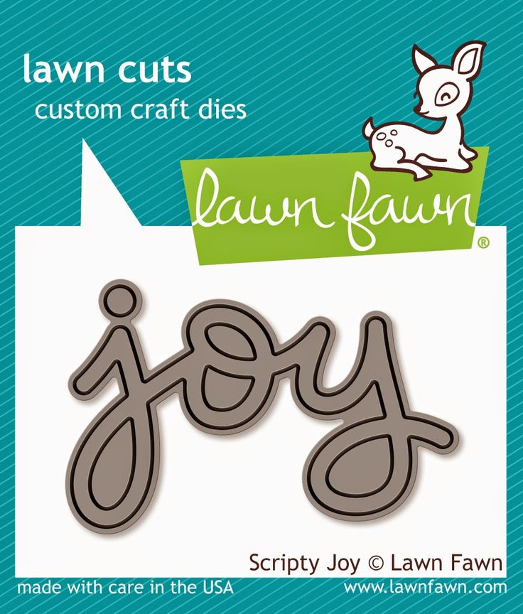 New from Lawn Fawn. Summer 2014.