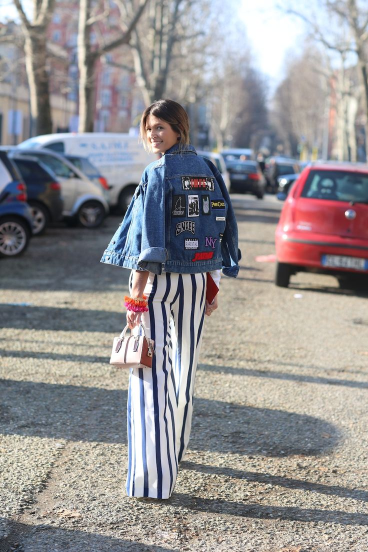 The Gorgeous Fashion Blogger Helena Bordon was spotted the colorful STL Made in Italy Bracelets during the Milano Women Fashion Week! Shop the Trend at WWW.FINAEST.COM! | #finaest #stlmadeinitaly #helenabordon #outfit #streetstyle #denim #fashionblogger #brasil #saopaulo #mfw #milano #moda #mode