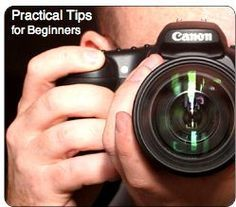 "PHOTOGRAPHY - Wrap your head around shutter speeds, aperture, and other photography terminology to make your digital camera work for you in this ""Digital Photography Tips for Beginners."" Really simple and well-organized tutorials!"