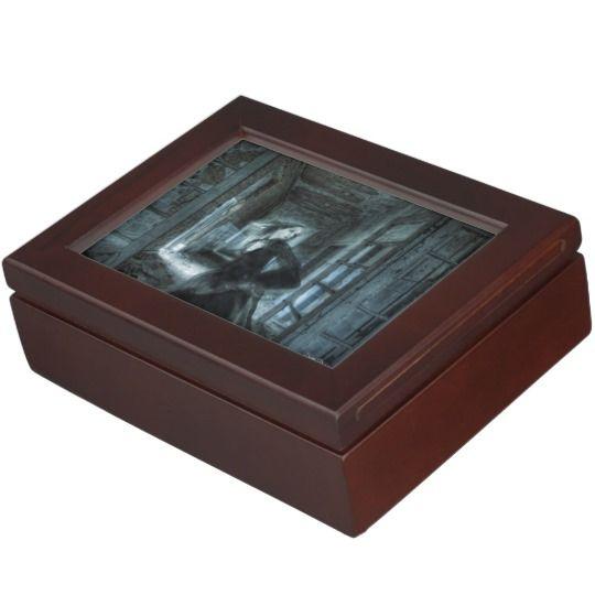 Prisoner of Time Wooden Keepsake Box