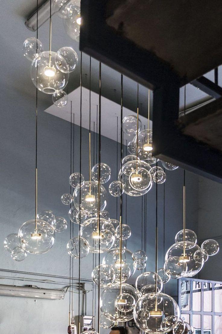 Bocci 14 1 Led Single Pendant Light Replica Lampen Wohnzimmer Beleuchtung Fur Zuhause Glasleuchten