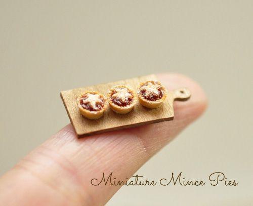 ミンスパイとクッキー - Petite Maison*のミニチュア&ドールハウス
