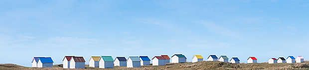 Rafael Neff, FNG22, 2014 / 2014 © www.lumas.de/ #LumasArchitektur, Ferien, Fotografie, Frankreich, Himmel, Landschaft, Meer, Panorama, Panoramen, sonnig, Strand, Strandhäuser, Urlaub
