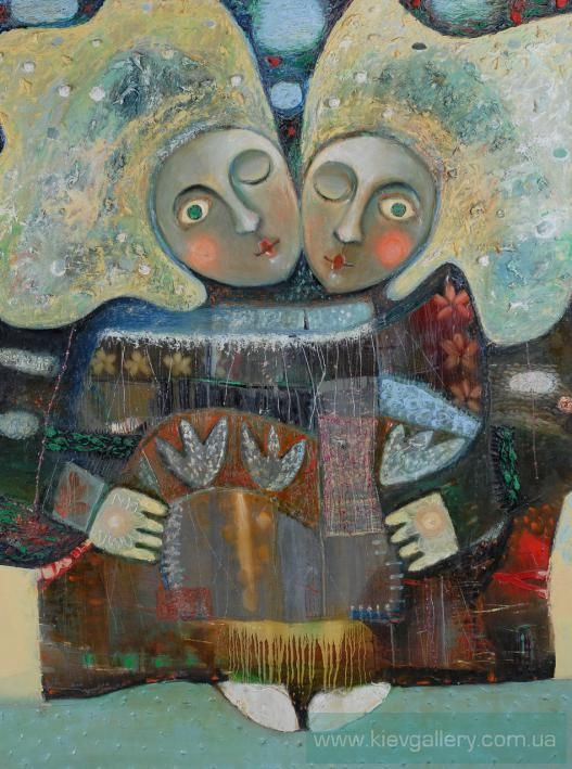 Картина «Увидимся», Художник Гудима Олеся