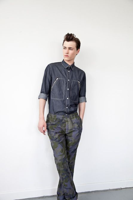 MEN S/S13 | U CLOTHING