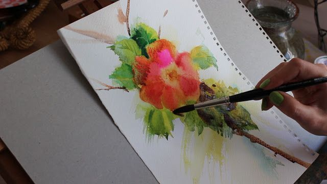Texture definition in art. Branches! | lazywonderbrush