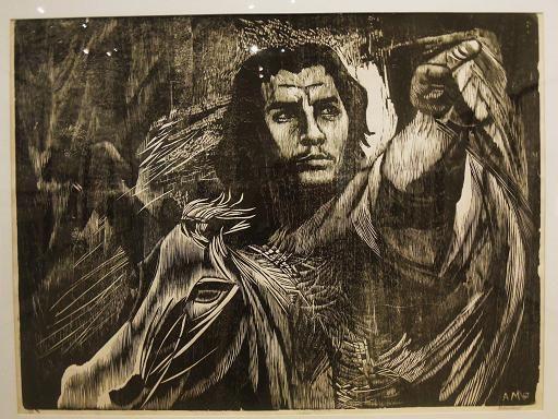 El Che, 1967 - Adolfo Mexiac