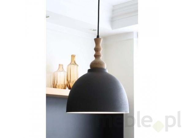 Lampa Wisząca Katie grafitowa Light&Living 3059025, Light&Living…
