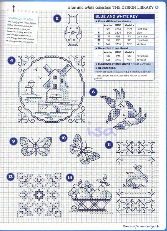 Gallery.ru / Фото #22 - The world of cross stitching 122 - WhiteAngel