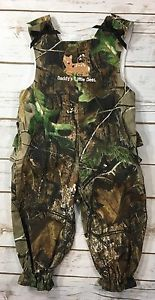Jordan Lee Originals Baby Girl Daddy's Little Deer Camo Hunting Outfit 6 Months  | eBay