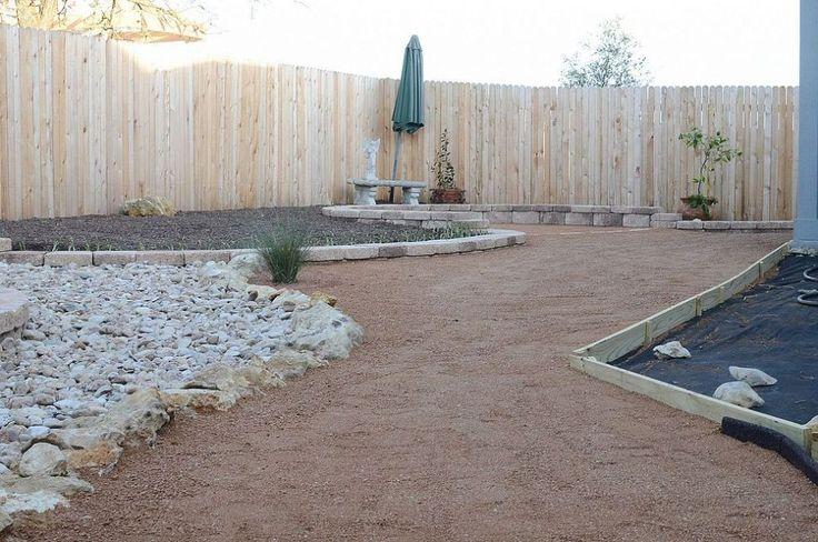 creating a xeriscape backyard landscape, gardening, landscape