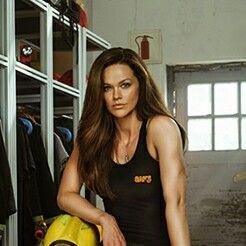 Wow.hot firefighter