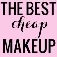 Best 20+ Best cheap makeup ideas on Pinterest | Cheap makeup ...
