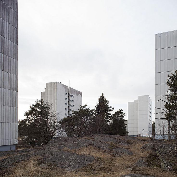 Helsinki | Pihlajamäki housing area // Sato area // South-Ea… | Flickr - Photo Sharing!