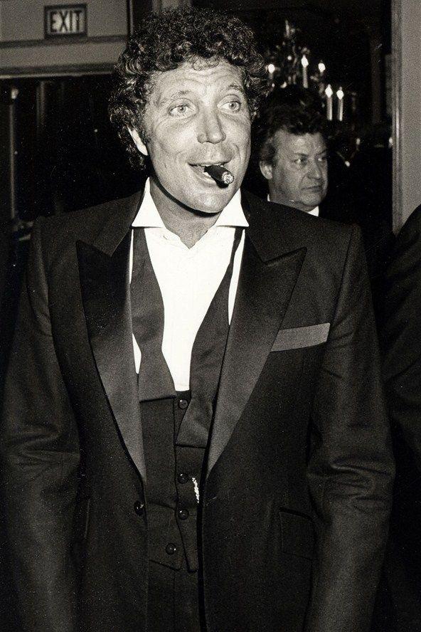 Tom Jones on Sinatra's advice, Chuck Berry's lyrics and the style of Elvis Presley