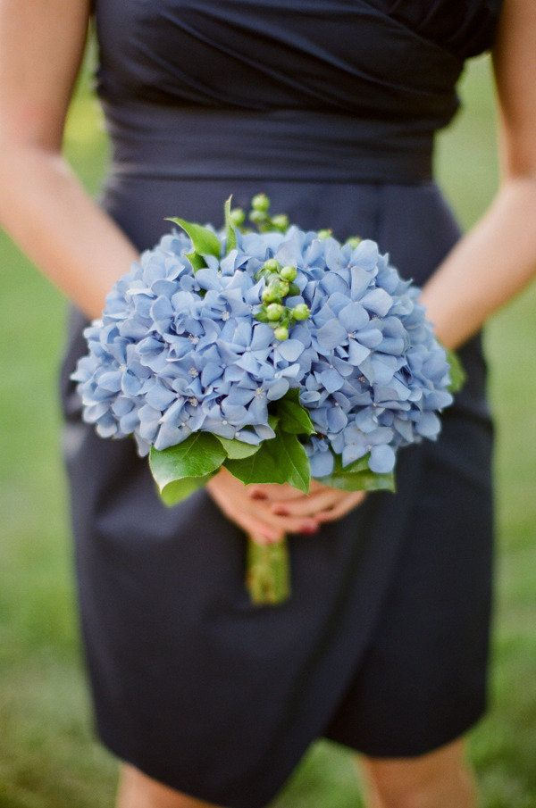 Another Pretty Blue Bouquet!