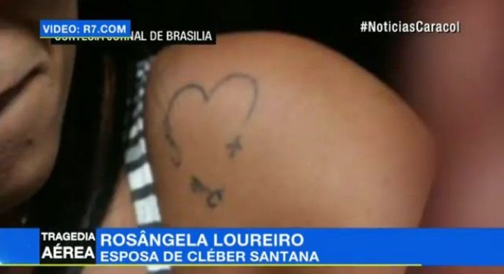 Novias de los jugadores del Chape se hicieron misterioso tatuaje. Ahora es símbolo de la tragedia