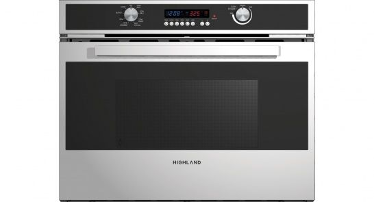 750MM, STAINLESS STEEL, PYROLYTIC OVEN, HIO75.2 MP. More capacity than standard 900mm oven. Fits to 600mm deep bench top.