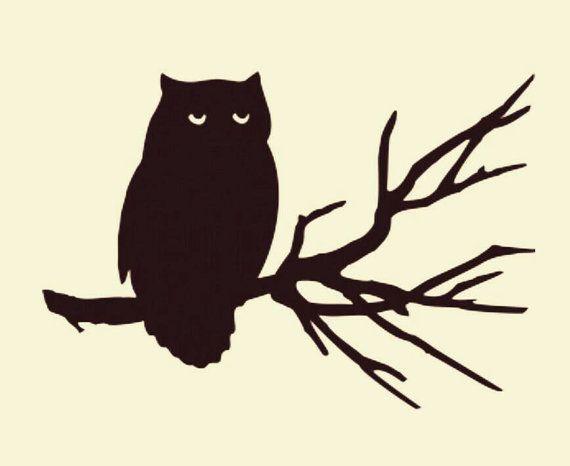 Best Vinyl Decals Images On Pinterest - Owl custom vinyl decals for car