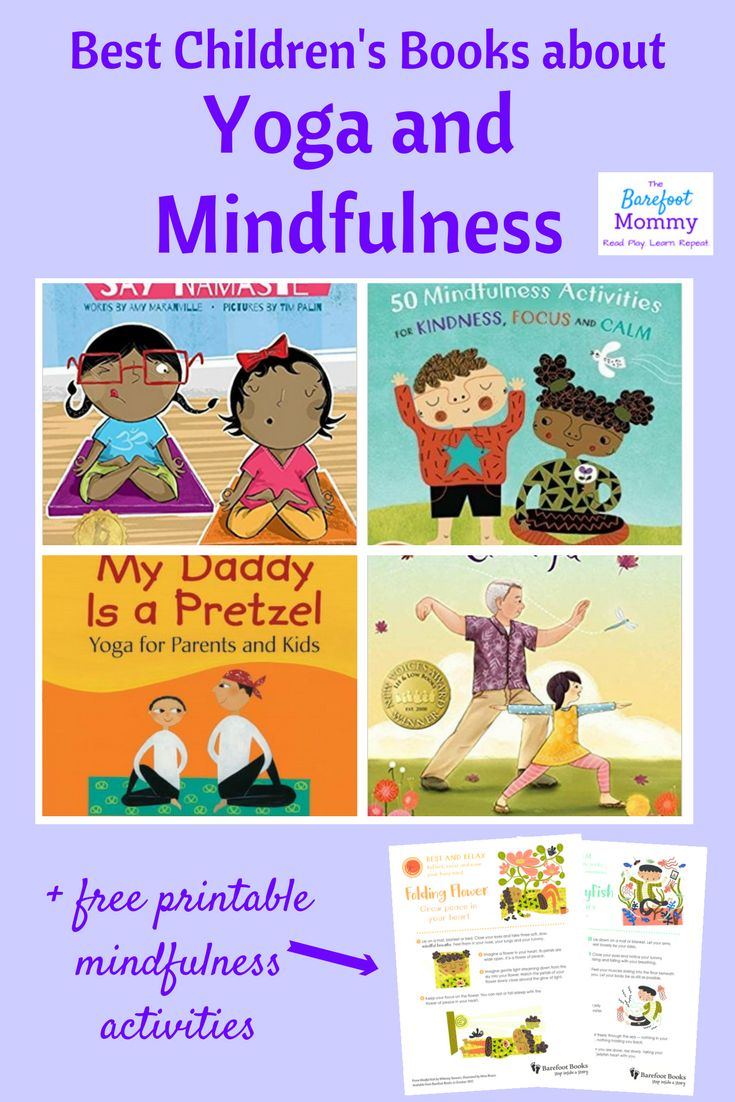 Yoga for kids | Mindfulness for children | Yoga books | Mindfulness activities for the classroom