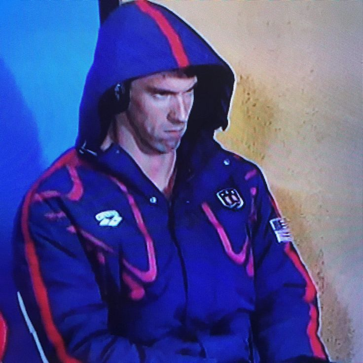 Michael Phelps Stink Eye Leads to Gold Medal Memes