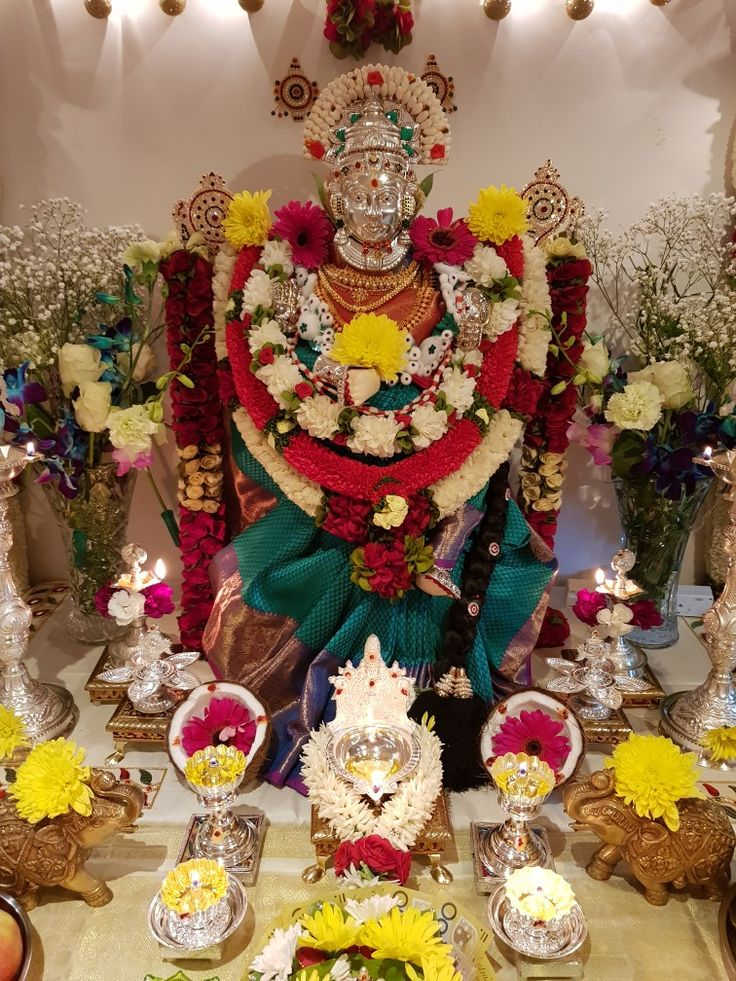 Varamahalakshmi Festival 2018 At My Sweet Home